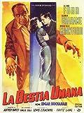 La Bestia Umana (Dvd)
