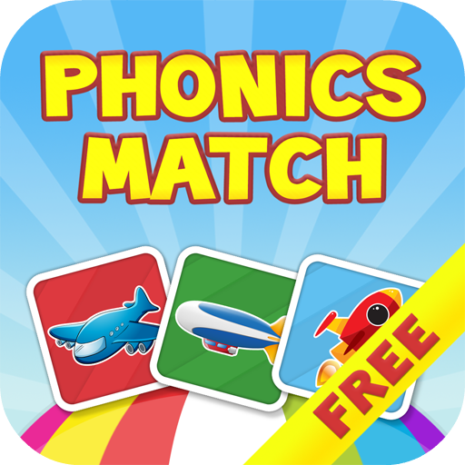 Phonics Match Free - Jolly Letters
