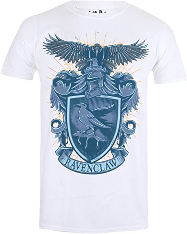 ICONIC COLLECTION - HARRY POTTER Camiseta Manga Corta Ravenclaw Badge: Amazon.es: Ropa y accesorios