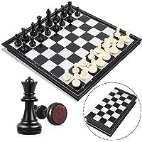 Ajedrez magnético, Juego de ajedrez de Rompecabezas, Plegable