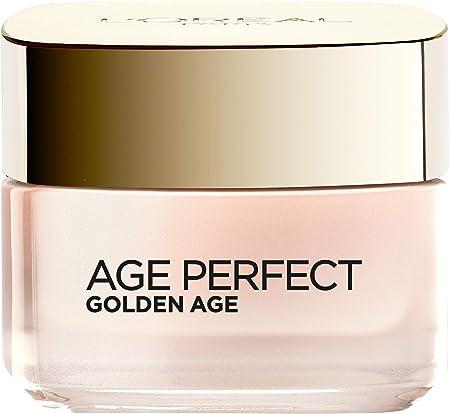 L'Oréal Paris - Golden Age Perfect - Cuidado Rose a fortificar - Día - 50 ml