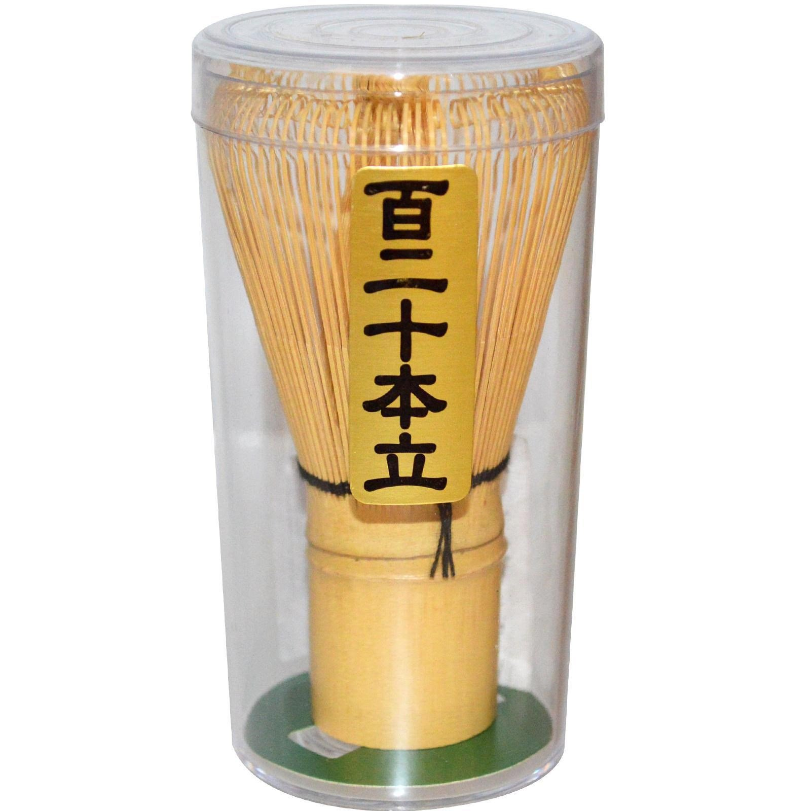 JapanBargain S-3679, Bamboo Matcha Tea Whisk Chasen, 120 Prong by JapanBargain (Image #1)