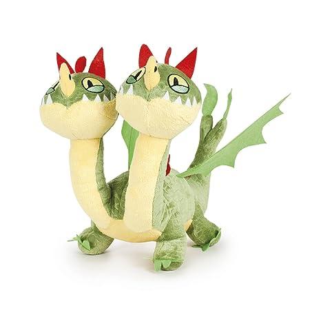 playbyplay Dragons, Como entrenar a tu dragón - Cremallerus Espantosus 30 Cm - 760016661-2