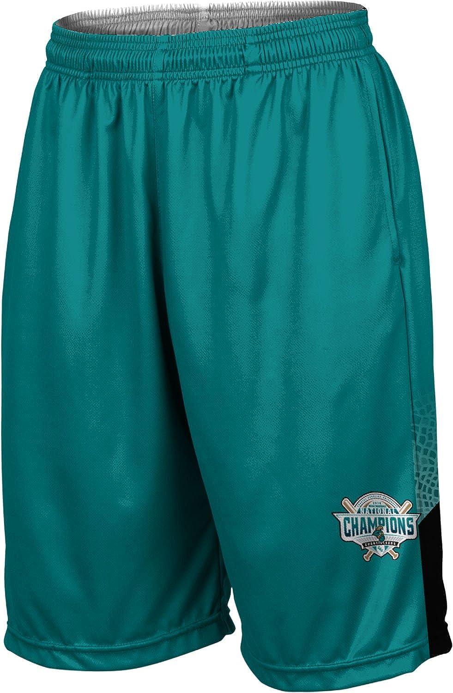 Coastal Carolina 2016 NCAA Baseball National Champions Second Skin Pocket Short