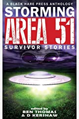 STORMING AREA 51: Survivor Stories (BHP Writers' Group Special Edition) Paperback