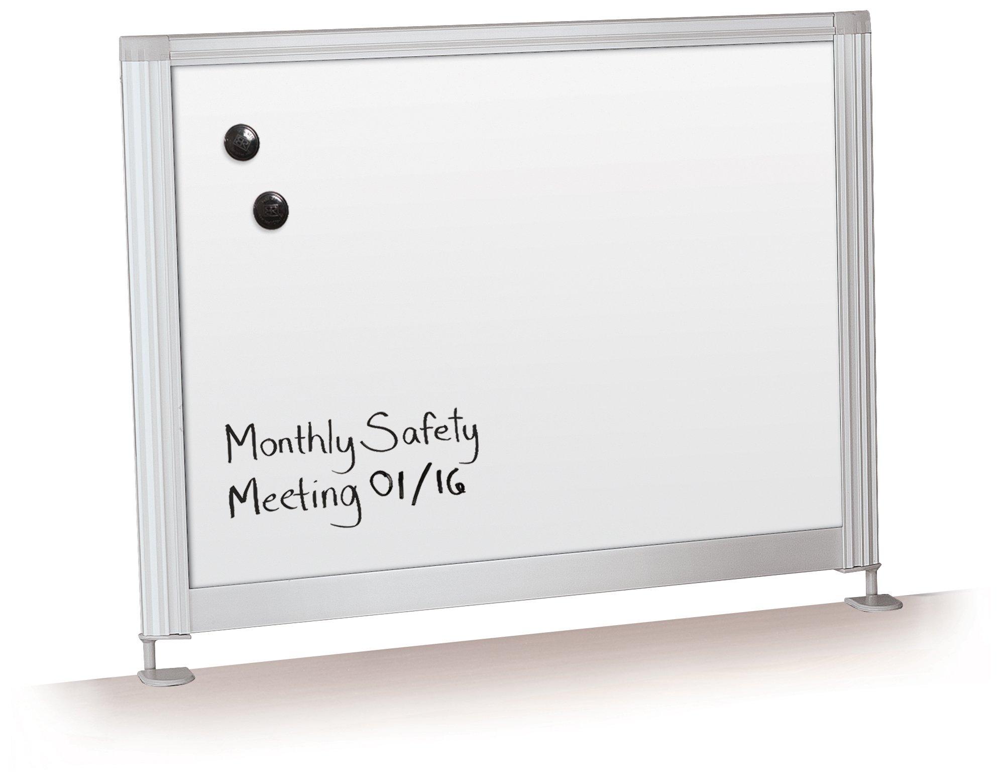 Best-Rite 90134 Desktop Privacy Panel (Porcelain Steel 21-1/2'' W) by Best-Rite (Image #2)