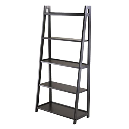 Winsome 20513 Adam Shelving, Black