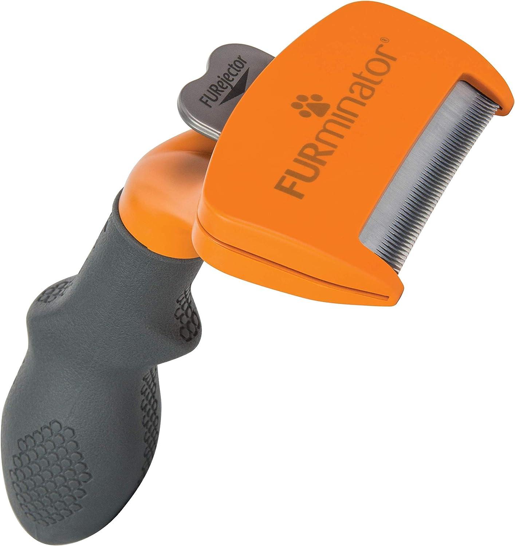 FURminator® Undercoat deShedding Tool para perros medianos de pelo largo