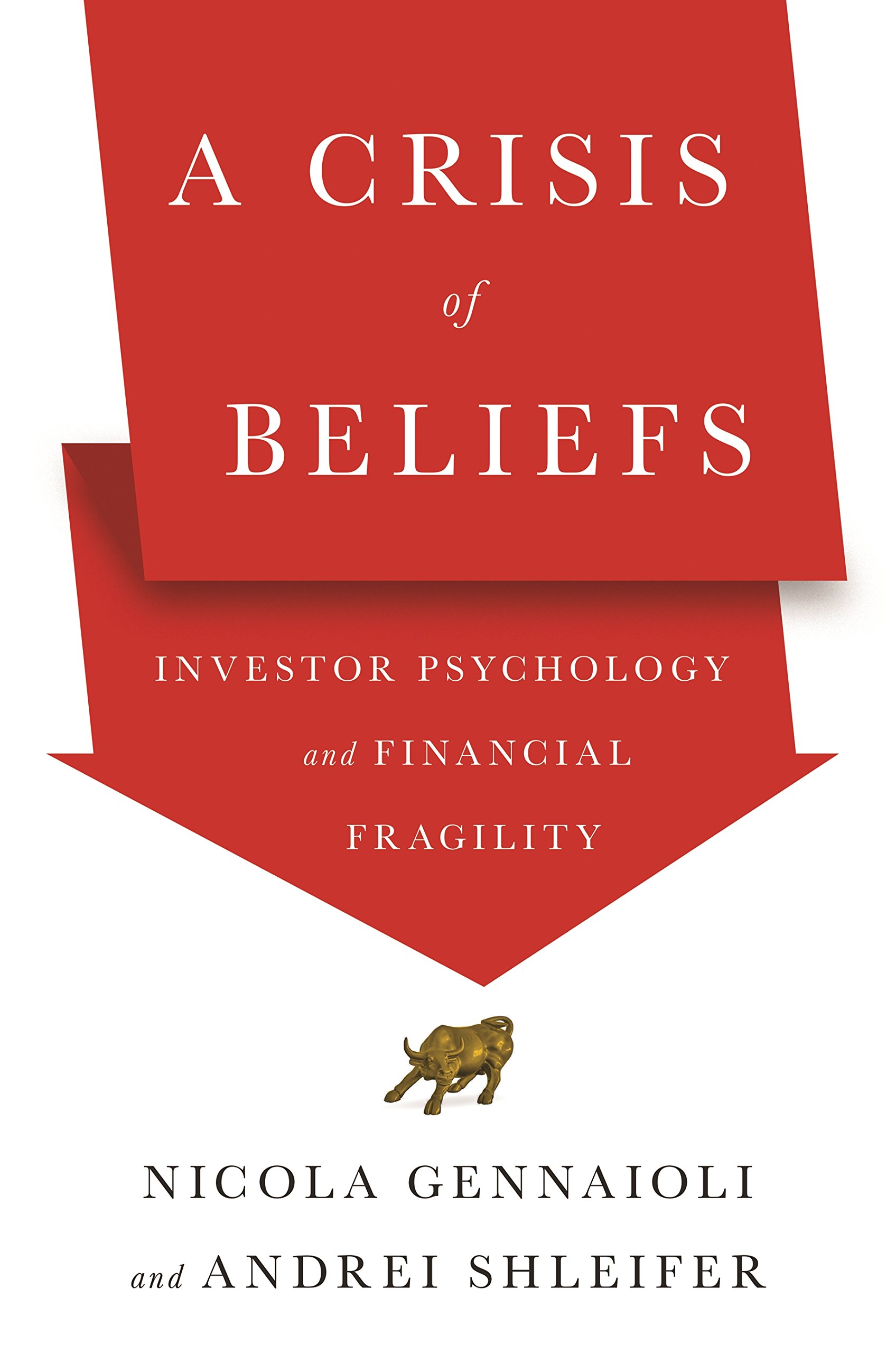 A Crisis of Beliefs: Investor Psychology and