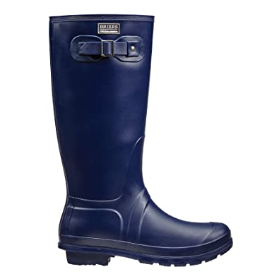 Briers Classic PVC Rubber Looks Boots, Navy, Size 4/37