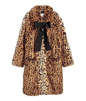 ERDEM x H&M - Abrigo - para mujer Leopardato 32