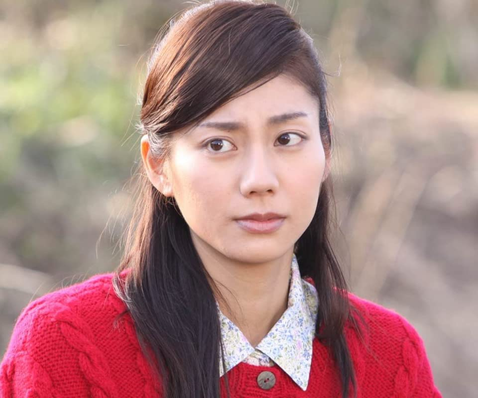 松下奈緒 ゲゲゲの女房(2010年)村井(飯田)布美枝 役 Android(960×800)待ち受け画像