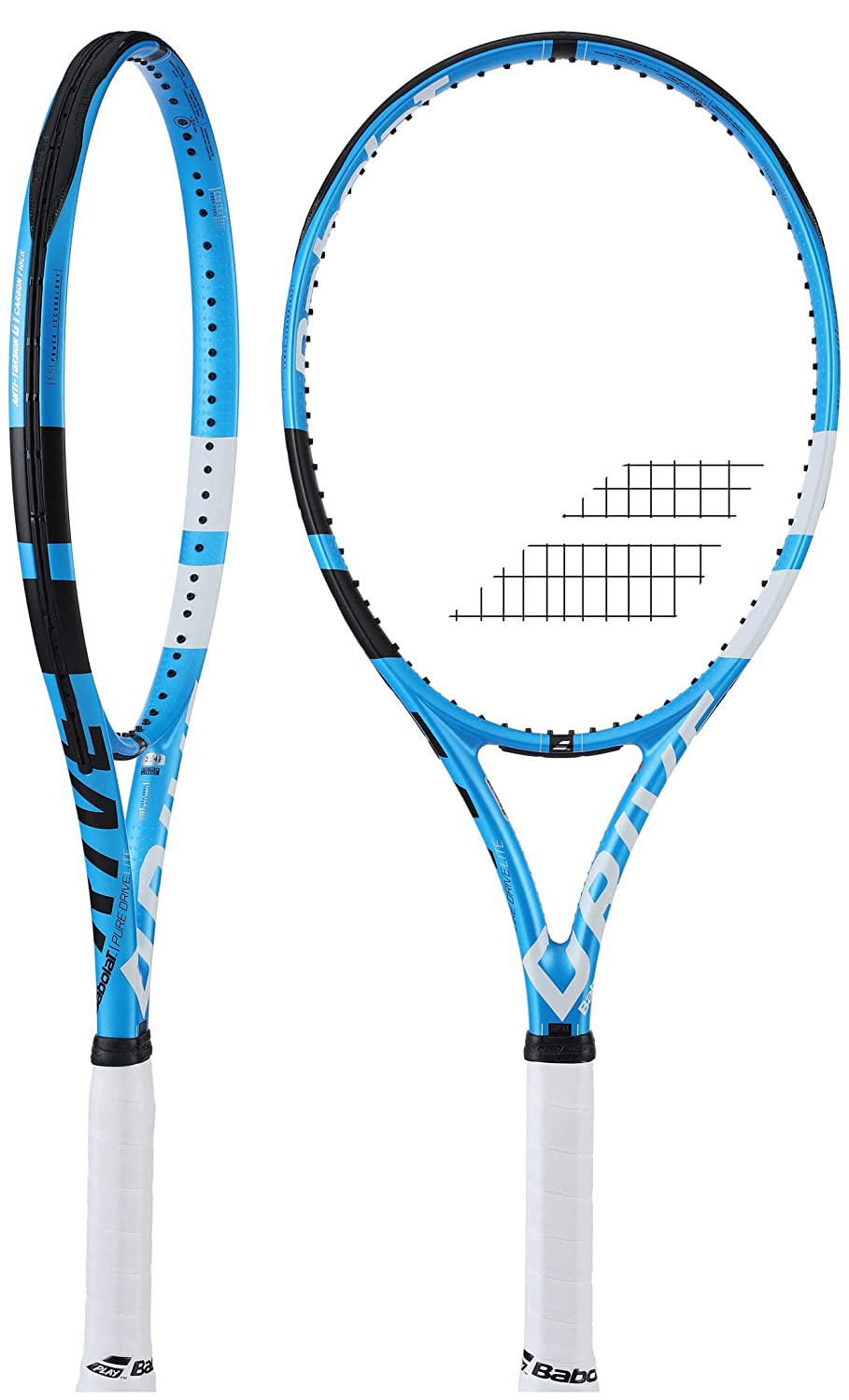 low priced 66c78 36ab1 Babolat 2018 Pure Drive Lite Tennis Racquet - Quality Babolat String