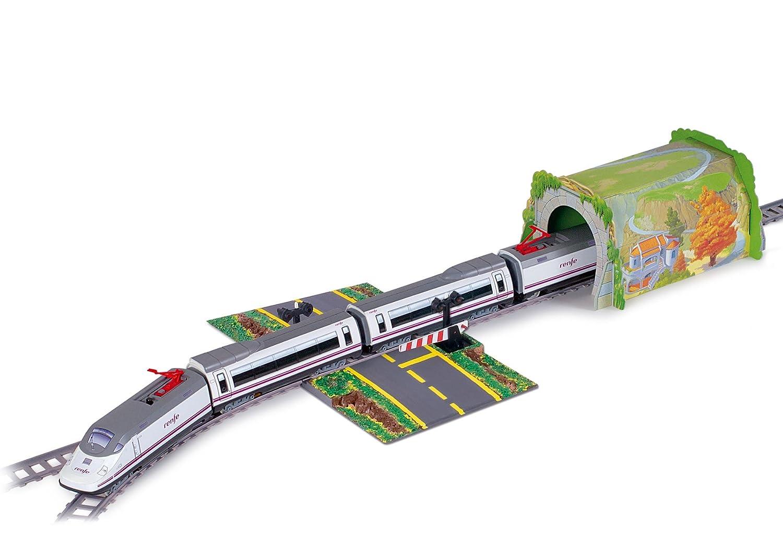 PEQUETREN - Alvia S-130, Tren con Circuito de 6.6 m (715)