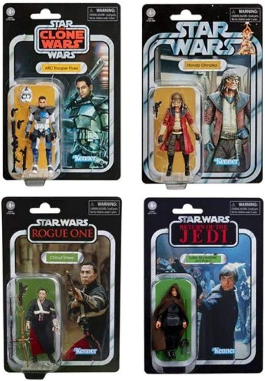 Star Wars The Vintage Collection 2020 Wave 2 Bundle