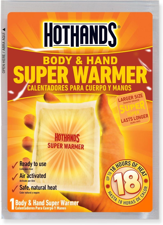 HotHands Body & Hands Warn