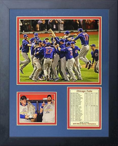 9b5da904b Amazon.com : Legends Never Die 2016 MLB Chicago Cubs World Series ...
