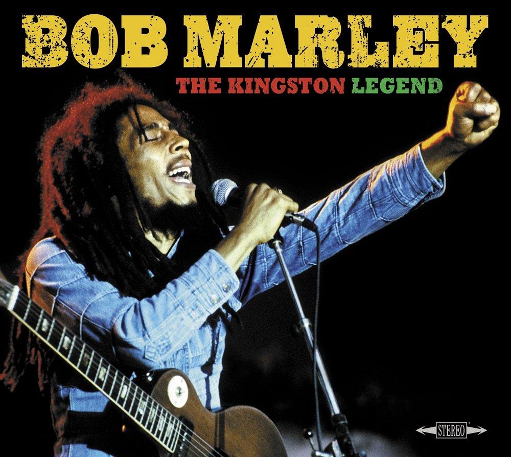 The Kingston Legend : Bob Marley: Amazon.es: Música
