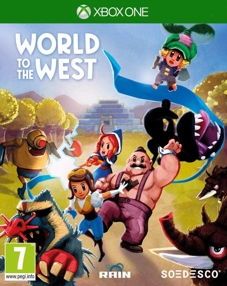 World To The West: Amazon.es: Videojuegos