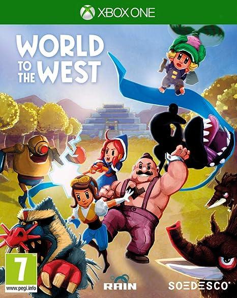 World To The West: Amazon.es: Videojuegos