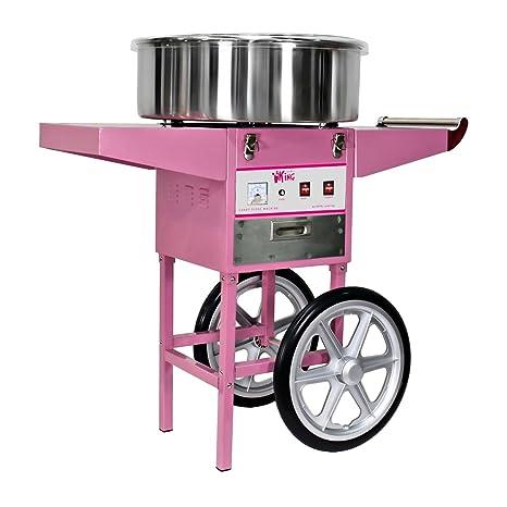Royal Catering - RCZC-1200-W - Máquina de algodón de azúcar - con
