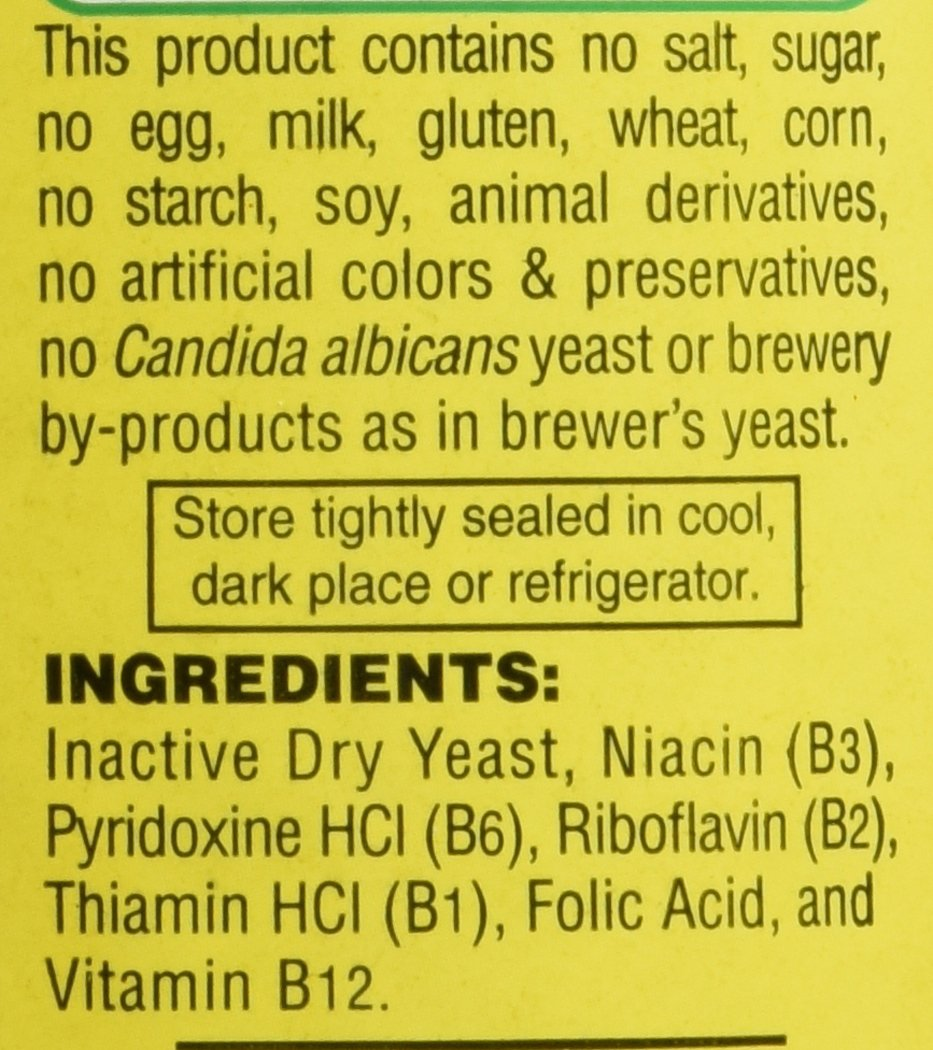 Bragg Nutritional Yeast Seasoning, Premium, 4.5 Ounce (2 Count) by Bragg (Image #3)