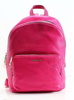1d216da14b3d38 MICHAEL MICHAEL KORS Wythe Large Perforated Leather Backpack (Ultra Pink)
