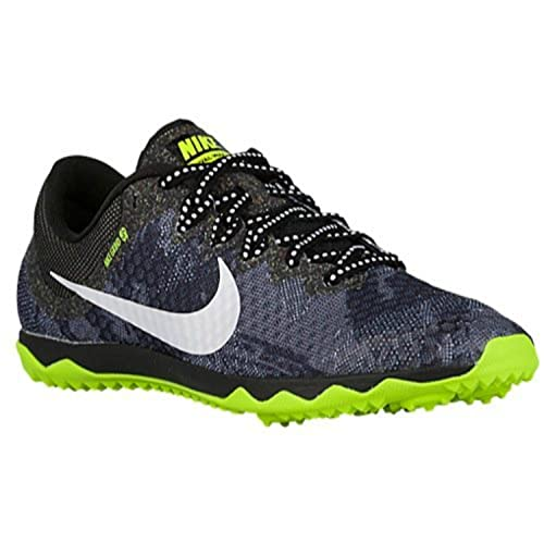 more photos e2ef5 3417e Nike Zoom Rival Waffle Spikeless XC Cross Country Spikes Shoes Size Womens  9.5 Mens 8  Amazon.ca  Shoes   Handbags