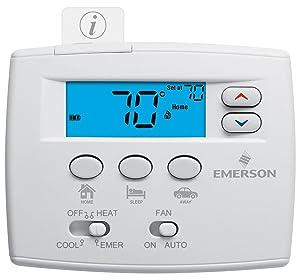 Emerson 1F89EZ-0251 Heat Pump Thermostat