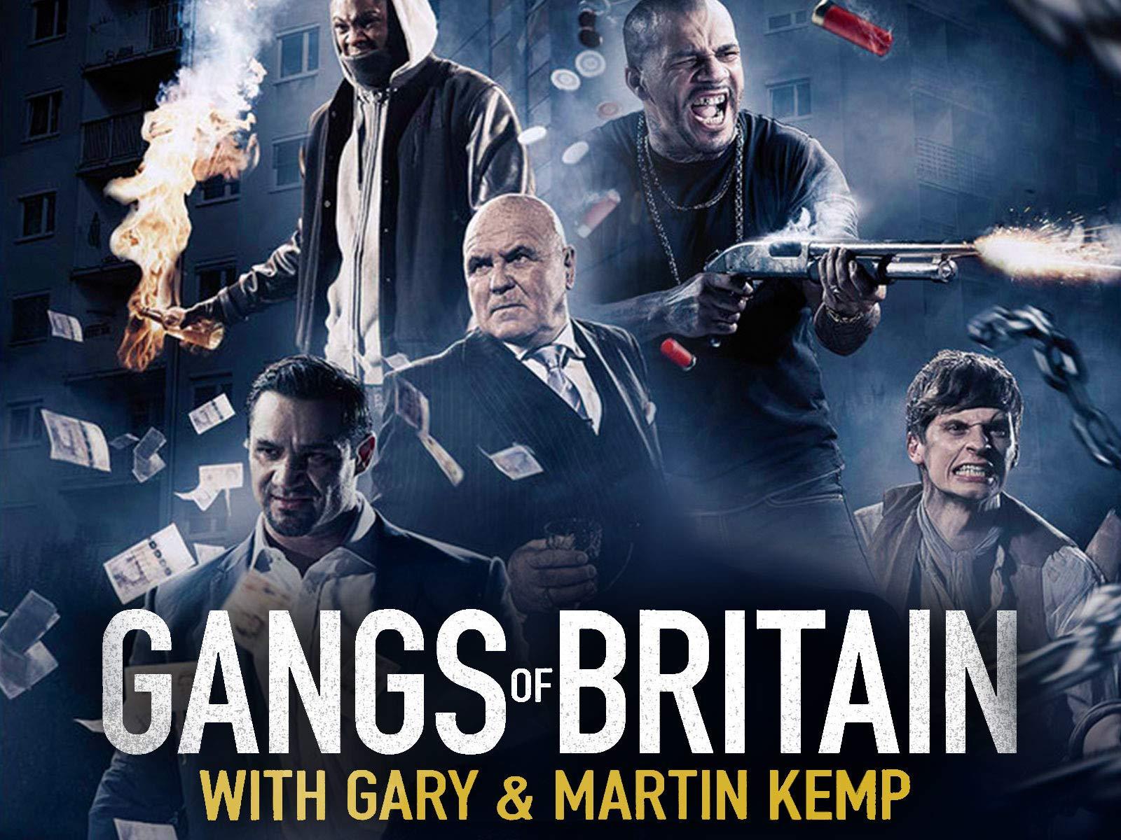 Watch Gangs Of Britain Prime Video