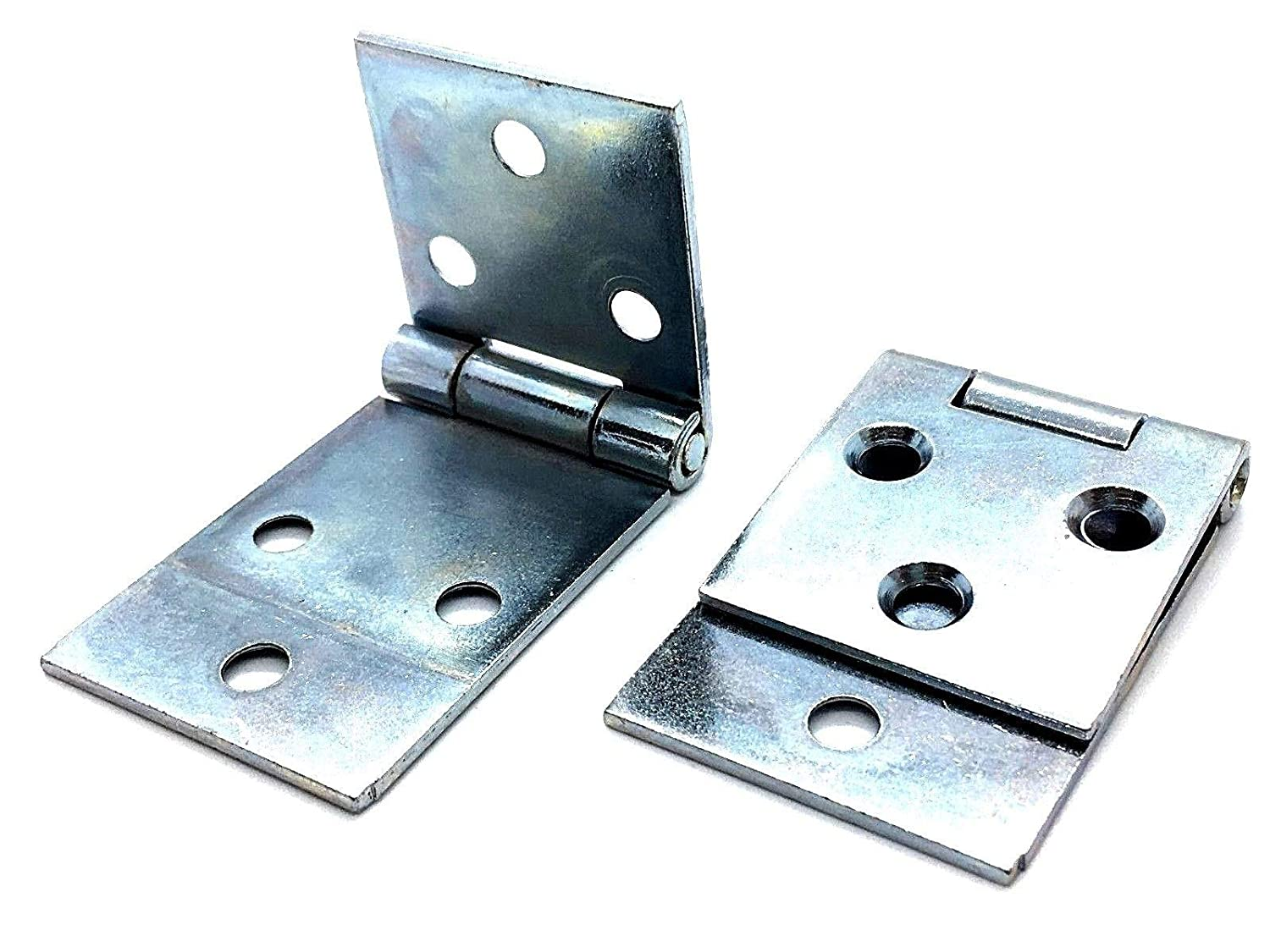 Set of A COUNTERFLAP Latch with 2 Back Flap Hinges PER Set Screws