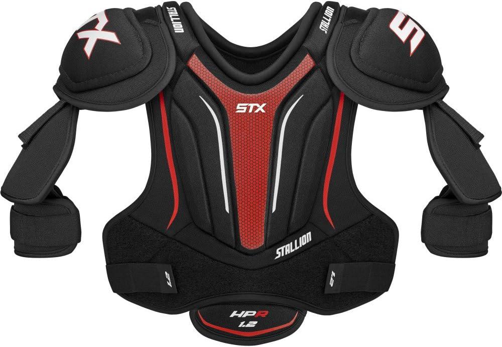 STX Ice Hockey Stallion HPR 1.2 Shoulder Pad : Sports & Outdoors