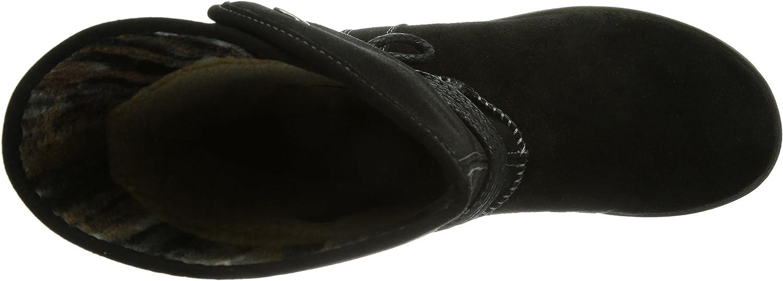 Remonte Bottes Femme Noir 01