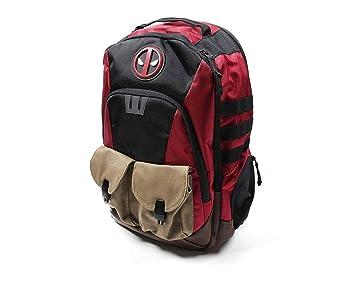 Deadpool Traveling Backpack Schoolbag UK SELLER /& FREE UK DELIVERY