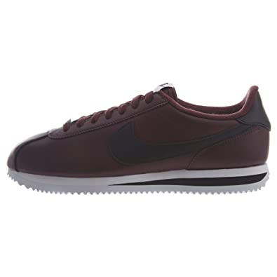 check out 08d31 17d00 Image Unavailable. Image not available for. Color  Nike Men s Cortez Basic  Leather Casual Shoe