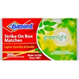Diamond Strike on Box Greenlight Matches