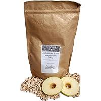 trozos de manzana sin azufre 500 g