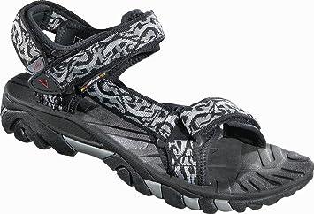 44a38c5a72004 Intersport Men's Fashion Sandals Black: Amazon.co.uk: Shoes & Bags
