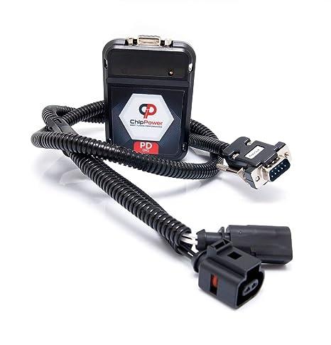 Caja Chip Tuning PD Digital para Diesel TDI PD Motor Chiptuning Powerbox rendimiento cppdd-32241363