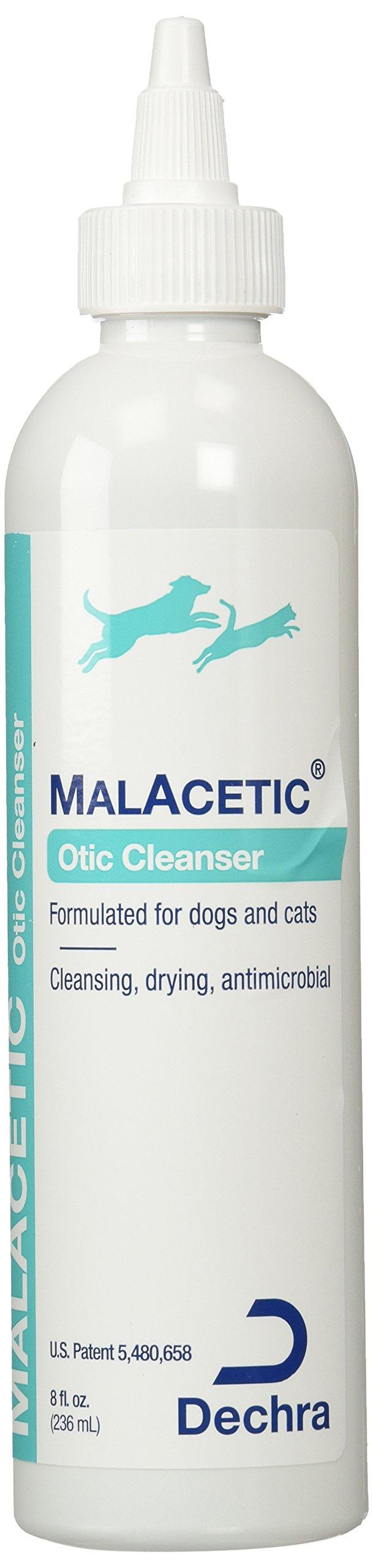 Dechra MalAcetic Otic Cleanser, 8 oz.