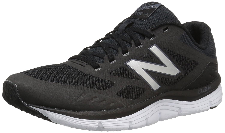 775v3, Chaussures de Running Entrainement Homme, Noir (Black), 46.5 EUNew Balance