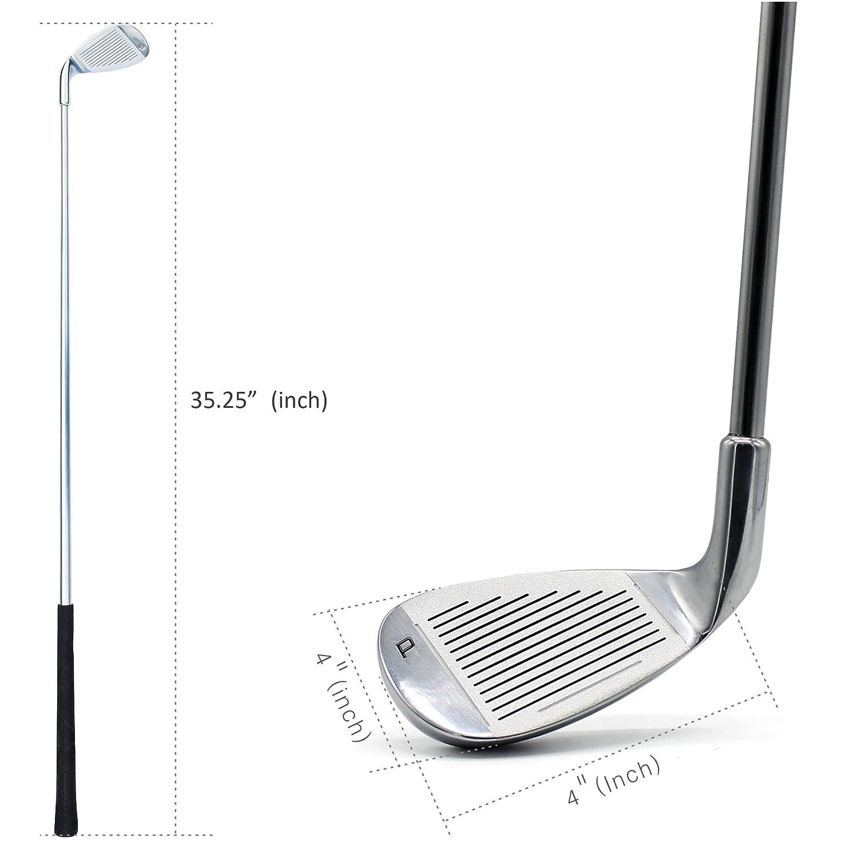 Amazon.com: gooftec # 5 de golf hierro Club, 27 grados para ...
