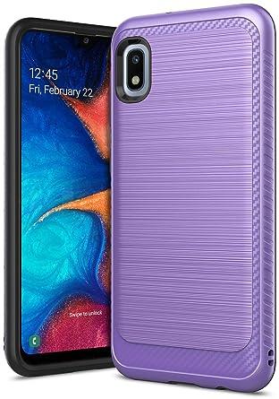 Amazon.com: Aeska - Carcasa para Samsung Galaxy A10E (doble ...