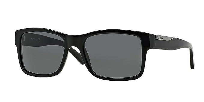 DKNY DY4108, gafas de sol para Hombre, Negro (Black 300187 ...