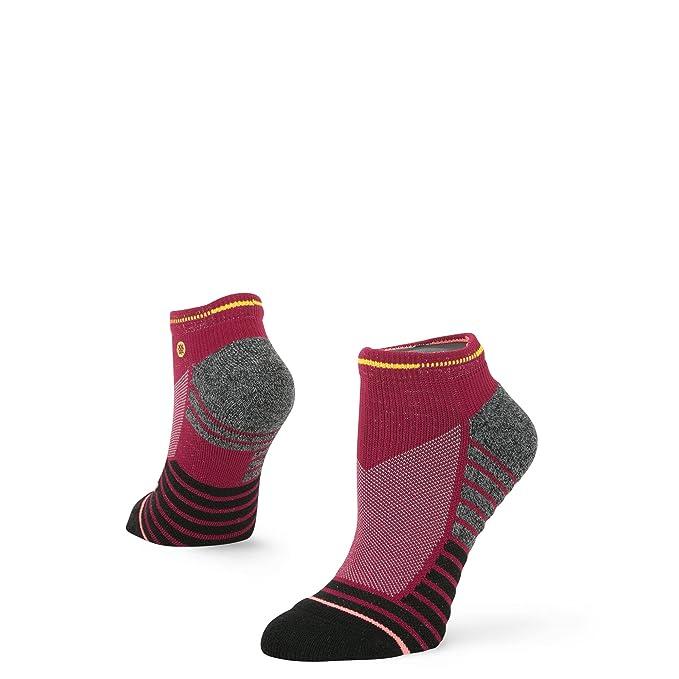 Stance Fusion Athletic Tone Low Moisture Management Breathable Socks Fuschia