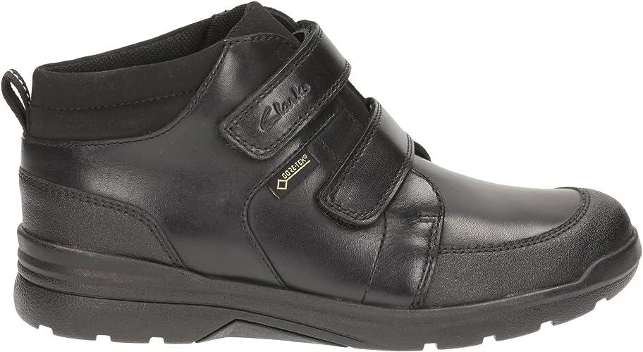 Clarks Boys Gore-tex Ankle Boots /'Obie Top GTX/'