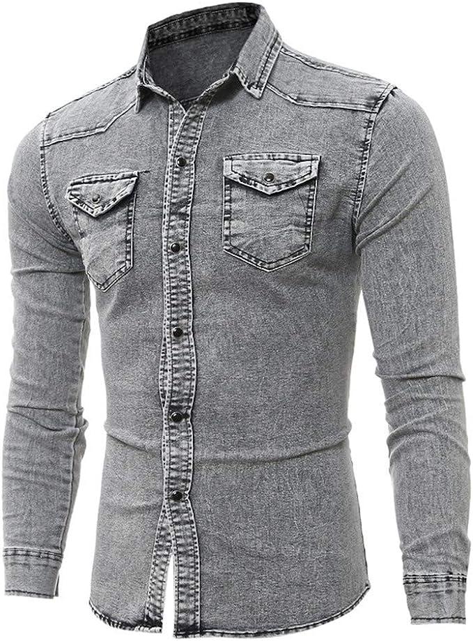 Discount Boutique Camisa de Vestir para Hombre Edición Regular ...