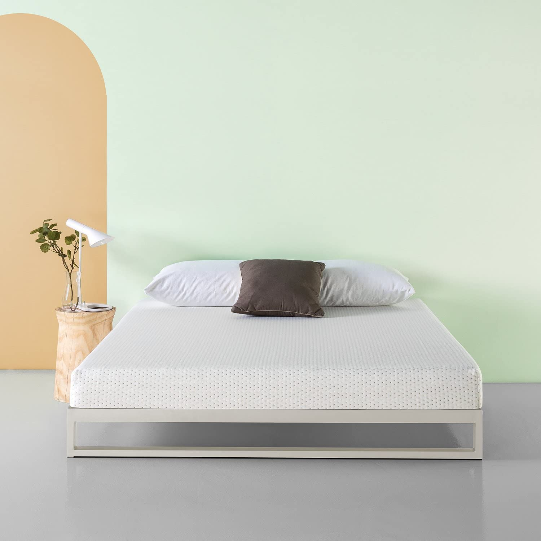 Zinus Memory Foam 5 Inch Biofusion Mattress Queen Furniture Decor