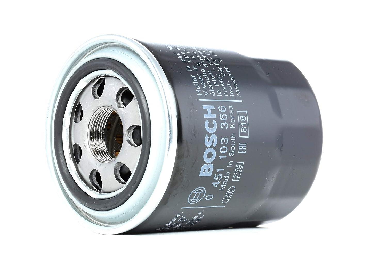 Bosch 0451103366 Oil Filter: Amazon co uk: Car & Motorbike