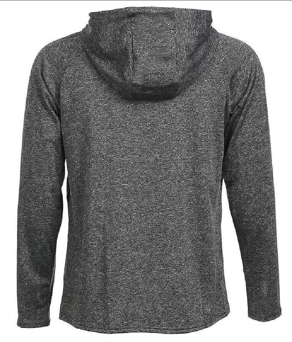 Generic Wmens Hooded Sweatshirts Cowl Neck Long Sleeve Pullover Hoodies